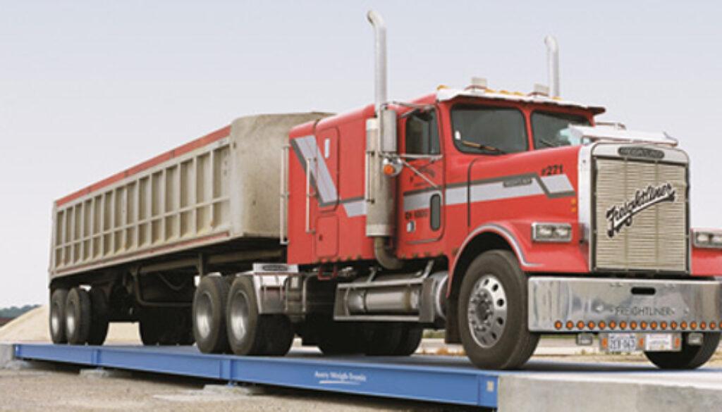 cover timbangan truk